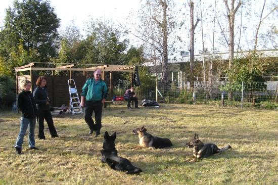 Trainingsplatz Hundeschule Sporthundshop